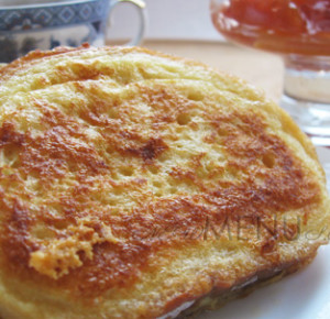 Сладкие гренки из батона или французские тосты