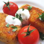 Как приготовить крокеты картофельные