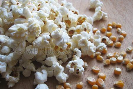 Как приготовить попкорн на сковороде — Как в микроволновке готовить попкорн