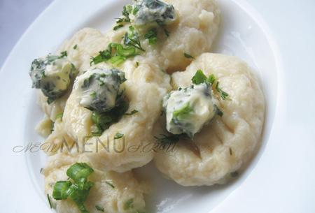 Рецепт картофельных ньоки (ньокки)