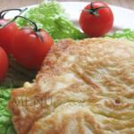 Как приготовить кляр для жарки рыбы — рецепт горбуши