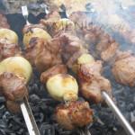 Сочный шашлык из свинины рецепт для пикника