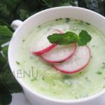 Готовим супы вкусные и оригинальные – огуречный гаспачо