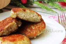 Белорусские колдуны из картофеля с фаршем