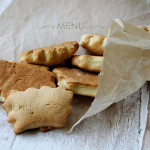 Молочные коржики из детства (рецепт песочного теста)