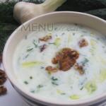 Какие супы можно приготовить быстро и вкусно – болгарский суп таратор