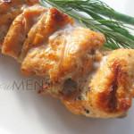 Шашлык из семги на гриле (рецепт маринада для семги на мангале)